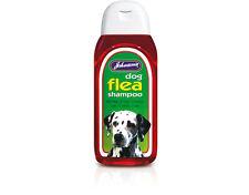 Johnsons Veterinary Dog Flea Shampoo 400ml