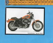 LA MIA MOTO - FIGURINA n.23-HARLEY DAVIDSON SPORSTER 883 R-MASTER COLLECTION-NEW