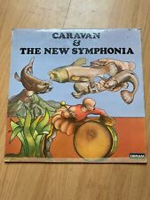 Caravan '& The New Symphonia' Live LP