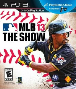 MLB 13: The Show - Playstation 3 Game