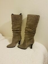 Suede ankle Stiefel  7    Stiefel  76a90c