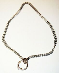 Sterling Silver 925 Chain Necklace 26.69 g