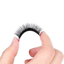 New listing Demi Queen 100% Real Mink Individual Eyelashes Extensions Natural Volume Eye Use