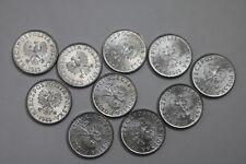 POLAND 1 GROSZ 1949 - 10 COINS UNC LOT A88 RS38