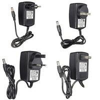 DC 24V 1A AC Adapter Charger Power Supply for LED Strip Light CCTV 2.5mm*5.5mm