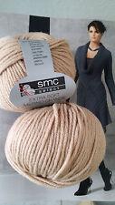 50 g EXTRA SOFT MERINO GRANDE Gedifra WOLLE Schachenmayr Natur Camel Sand 05504