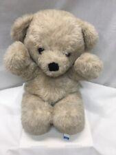 Dakin Big Cuddles Teddy Bear Plush Vintage 1979 Beige Stuffed Animal