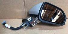 Lincoln MKZ Right Door Side View Mirror Ingot Silver Heated Power Signal