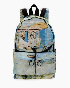 OFF WHITE VIRGIL ABLOH men's Impressionist Lake Backpack