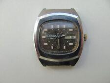 Rare Vintage Soviet Mechanical Men's Wrist Watch SEKONDA (raketa) USSR 2628
