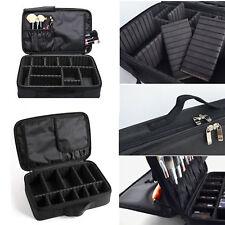 Large Makeup Bag Cosmetic Case Storage Handle Organizer Artist Travel Kit GIFT