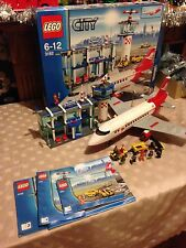 Lego City 3182 Airport 100% Complete with Box