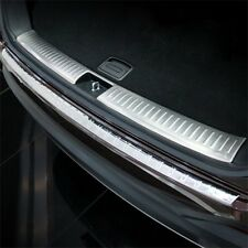 For Kia Sorento 2016-2019 Stainless Steel Rear Outer Bumper Protector Cover Trim