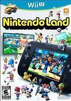 Nintendo Land (Wii U, 2012) Video Game