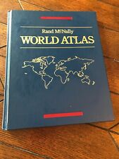 Rand McNally World Atlas; Hardback 1995