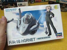 Hasegawa Hobby kits - EGGPLANE SERIES - F/A-18 HORNET - Model Kit Plane