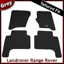 Land Rover Range Rover Sport Mk1 2005-2009 Tailored Carpet Car Mats GREY
