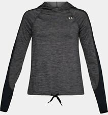 Under Armour UA Women's ColdGear Armour Pullover Hoodie - Medium - Grey - New