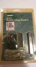 NEW GENUINE BOSE UB-20 B BLACK SPEAKER WALL/CEILING MOUNT KIT! MOUNTING BRACKET