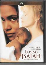 DVD ZONE 2--LOSING ISAIAH - LES CHEMINS DE L'AMOUR--LANGE/BERRY/GOODING JR