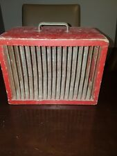 Old Wooden wood Cage vintage industrial