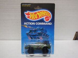 Hot Wheels Action Command Sting Rod (5025) 021221MGL3