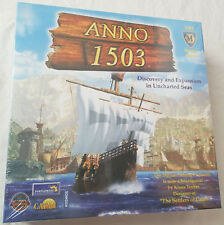 Anno 1503 Board Game NEW Sealed in Box - Strategy City Building RPG Catan Teuber
