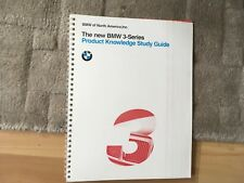 BMW  NEW 3 SERIES  325i. PRODUCT KNOWLEDGE STUDY GUIDE 1992.  USA MARKET. RARE