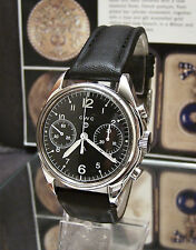 LOVELY 2012 CWC CABOT WATCH CO MILITARY CHRONOGRAPH RE ISSUE SERVICED BOX PAPERS