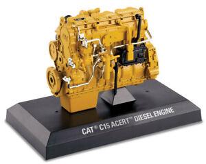 Caterpillar 1:12 Scale Diecast Model C15 Acert Diesel Engine 85139 CAT