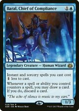BARAL, CHIEF OF COMPLIANCE - NM - Magic The Gathering - MTG