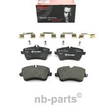 ORIGINAL Brembo Plaquettes de frein avant Mercedes-Benz W203 S203 CL203 C209