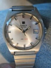 Mans Vintage Tissot PR 516  Mechanical hand winding Wristwatch