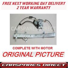 WINDOW REGULATOR FIT FOR A NISSAN SERENA 92>03 WITH MOTOR NS LH SIDE