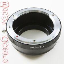 Nikon F AI mount AF Lens To Samsung NX Adapter NX10 NX5 NX11 NX100 NX200 NX1000