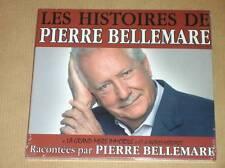 CD RARE / PIERRE BELLEMARE / LA GRAND MERE IMMOBILE + 4 HISTOIRES / NEUF CELLO
