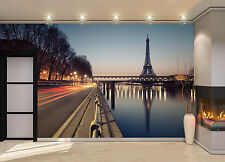 Eiffel Tower Wall Mural Photo Wallpaper GIANT DECOR Paper Poster Free Paste