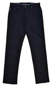BRAX - JEANS COOPER DENIM - PERMA BLACK - REGULAR FIT - SCHWARZ - W33 L34 - NEU