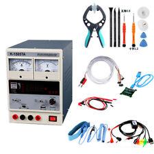 220V Adjustable DC Power Supply 15V 5A Regulated Variable Digital Power Supply