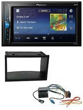 Pioneer 2DIN MP3 USB AUX Autoradio für VW Golf IV Polo Passat T4 Fox Quadlock