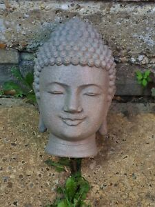 Buddha Head Latex Mould to create this Mindful ornament