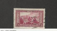 Monaco, Postage Stamp, #123 Used, 1932