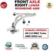 für Subaru Impreza GD 2.0 WRX Turbo AWD 2002- > nach vorne rechts