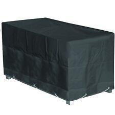 Housse de protection Table de Jardin Rectangulaire L200xl130xh60 cm Anthracite