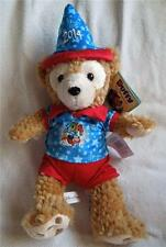 "Disney 17""  Duffy Bear 2014 with Hat, Shorts, and Shirt"