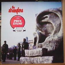 THE STRANGLERS AURAL SCULPTURE  HOLLAND PRESS LP EPIC 1984
