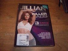 Jillian Michaels: Killer Abs 3 30-Min High Octane Calorie Workouts (DVD, 2012)