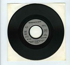 45 RPM SP PROMO MARQUIS DE SADE WANDA'S LOVING BOY