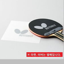 [BUTTERFLY] Table Tennis Racket Ping Pong Racket Rubber Protecting Film v_E