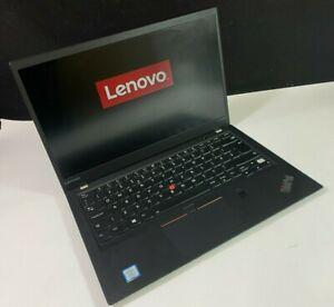 Lenovo ThinkPad X1 Carbon i7-7500U 2.70GHz *MISSING KEY*
